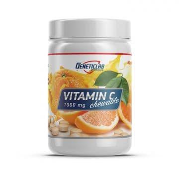Vitamin C 60 пастилок GENETIC LAB