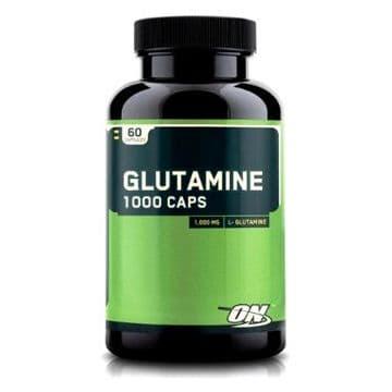 GLUTAMINE 1000 60 капс. OPTIMUM NUTRITION