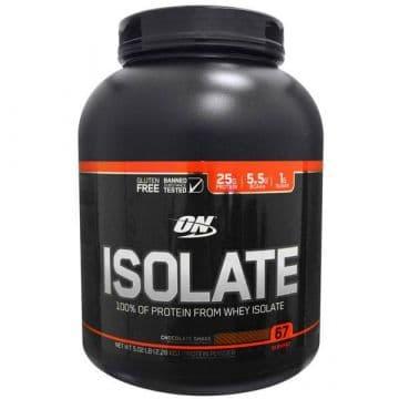 Isolate Gluten Free 2,27 кг Optimum Nutrition