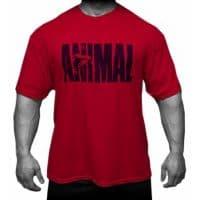 Футболка Animal red