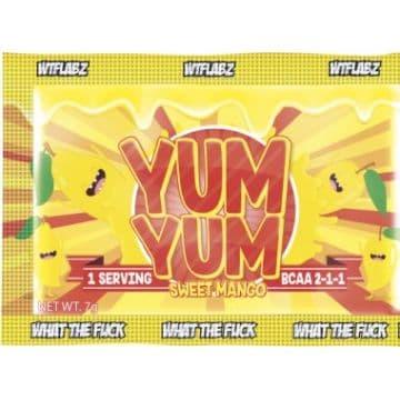 Yum-Yum BCAA 2:1:1 1 порция - 7 г WTFLabz