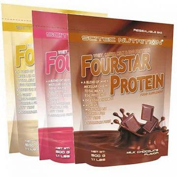 Four Star Protein 500 грамм Scitec Nutrition