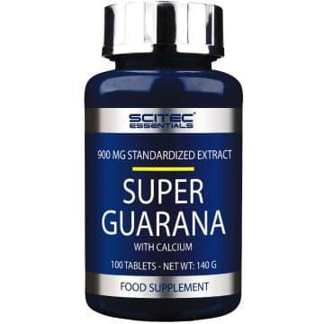 Super guarana 100 табл. Scitec Nutrition