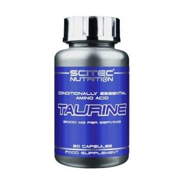 Taurine 90 капс. Scitec Nutrition