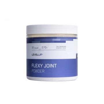 Flexy Joint Powder 270 грамм LevelUp