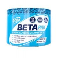 BETA PAK(Beta-Alanine) 200 г 6Pak Nutrition