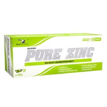 Pure Zinc 120 капс. SportDefiniton
