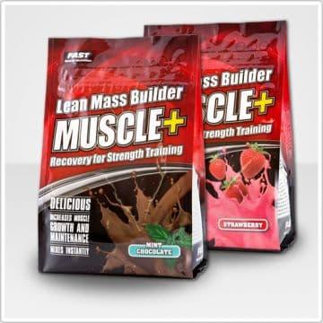 MUSCLE+ 900 грамм