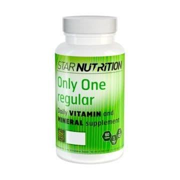Витаминно-минеральный комплекс Only One Regular Star Nutrition 60 табл.