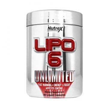 Lipo-6 UNLIMITED (40 капсул)