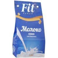 Молоко сухое обезжиренное 1,5% 300 г Fit-Parad