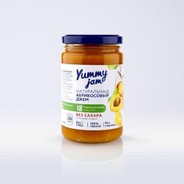 Yummy jam (джем без сахара) 350 г ISOMALTO
