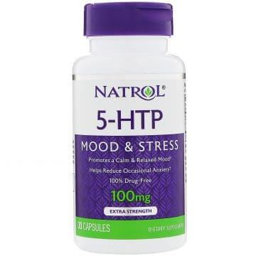 5-HTP 100 мг 30 капс. Natrol