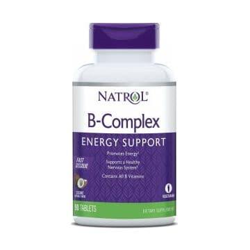 B-Complex Fast Dissolve 90 таблеток Natrol