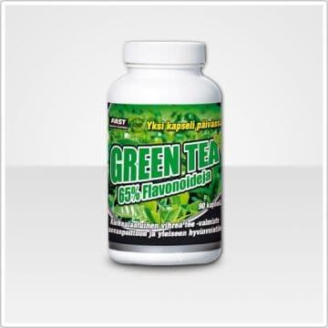 Экстракт зелёного чая 90 капсул