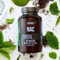 Essence NAC (N-Ацетил-L-Цистеин) 90 табл. SportDefinition