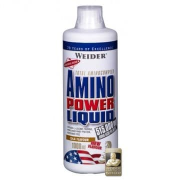AMINO LIQUID 515000mg 1000мл Weider