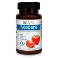 Lycopene 10mg 60 жидких капсул BIOVEA
