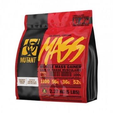 MUTANT MASS 2,2 кг Fit Foods