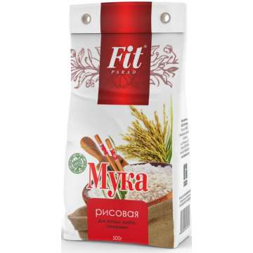 Мука рисовая ФитПарад 500 г