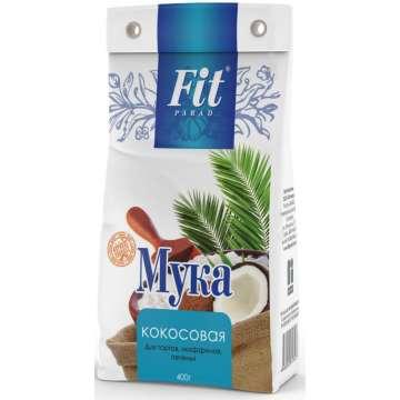 Мука кокосовая ФитПарад 400 г