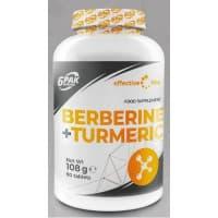Berberine + Turmeric 90 табл. 6Pak Nutrition