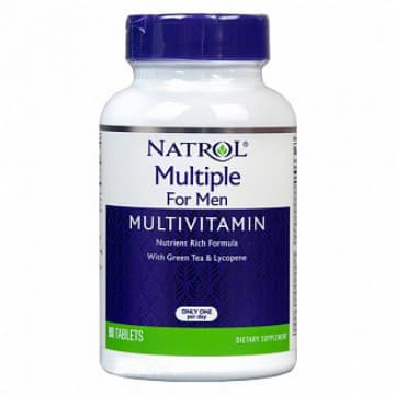 Multiple For Men 90 таб. Natrol
