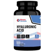 Гиалуроновая кислота, 50 мг, 90 капс Fitness Formula