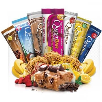 QuestBar 60 грамм Quest Nutrition