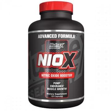 Niox 120 капс. Nutrex