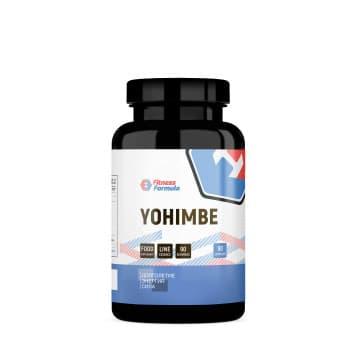 Йохимбе 100 мг 90 капс Fitness Formula