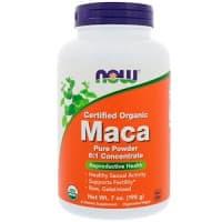 МACA 6:1 Powder 198 г NOW Foods