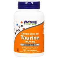 Taurine 1000 mg 100 вег. капс. NOW