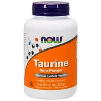 Taurine Powder 227 г NOW Foods