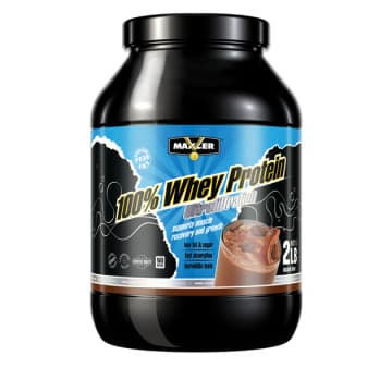 Ultrafiltration Whey Protein 908 г Maxler