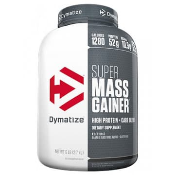 SUPER MASS GAINER 2730 грамм DYMATIZE