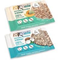 Протеино-злаковые хлебцы CRISPY (20% белка) 55 г ProteinRex