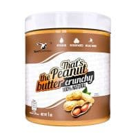 Thats the Peanut Butter Smoth (натуральная) 300 г SportDefinition