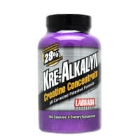 Kre-Alkalyn Creatin Concentrate 240 капс. Labrada Nutrition