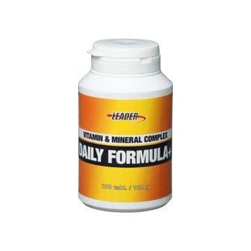 DAILY FORMULA+ 100 таблеток