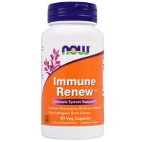 Immune Renew 90 вег. капс. NOW Foods