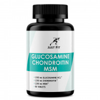 Glucosamine+Chondroitin+MSM 90 табл JUST FIT