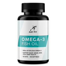 Omega-3 90 капс. JUST FIT