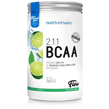 Pure Pro BCAA 360 г Nutriversum