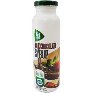 Сироп Молочный шоколад (пребиотик, стевия), ФитАктив, 300 г
