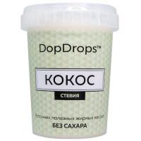 DopDrops Паста кокосовая 1000г [стевия]