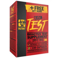 Mutant TEST 180 капс. FitFoods