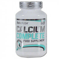 Calcium Complete 90 капс. Biotech Nutrition
