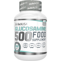 Glucosamine 500 60 капс. Biotech Nutrition