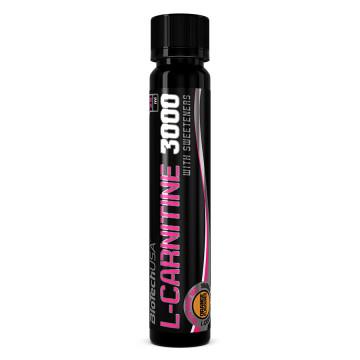 L-Carnitine Liquid 3000 mg 25 мл Biotech Nutrition